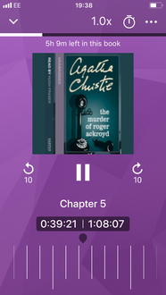 audiobook_agatha_christie_kobo_books