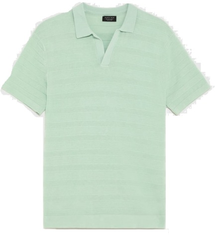 zara_green_polo_tee_cut