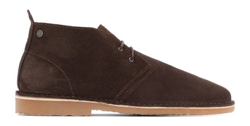 brown desert boots